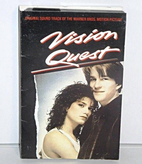 how to get out of a vision quest
