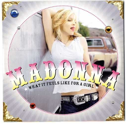 what it feels like for a girl madonna