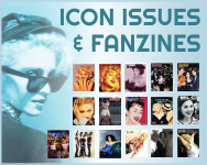 ICON ISSUES & FANZINES