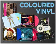 VINYL COLOURED